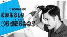 Meu corte de cabelo masculino - passo a passo por Fabiano Okabayashi. - YouTube