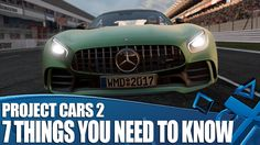 [Video] 7 things you need to know about Project CARS 2 (Playstation Access) #Playstation4 #PS4 #Sony #videogames #playstation #gamer #games #gaming