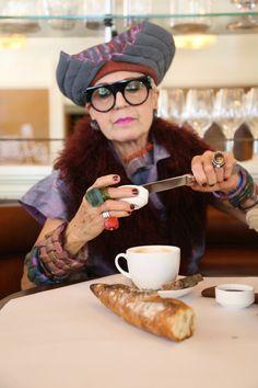 Advanced Style: Ari Seth Cohen And Debra Rapoport Talk Living With Style — The New Potato