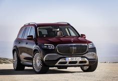 Mercedes-Benz is upping its luxury game and taking the fight straight to the Bentley Bentayga and Rolls Royce Cullinan. The Mercedes-Maybach GLS had Mercedes Benz Maybach, Benz Suv, New Mercedes, Peugeot 2008, Guangzhou, Rolls Royce, Maserati, Carros Suv, Daimler Ag