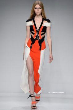 Atelier Versace haute couture spring 2016: