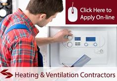 Heating And Ventilation Contractors Liability Insurance