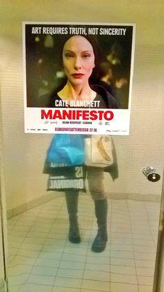 Satu Ylävaara (@SatuYlavaara)   Twitter Political Art, Cate Blanchett, Politics, Culture, Baseball Cards, Twitter, Photography, Photograph, Fotografie
