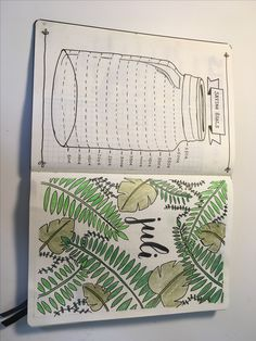my saving goals and my july front cover Wellness Fitness, Journalling, Bullet Journals, Journal Ideas, Doodles, Diy Projects, Inspirational, Goals, Cover