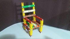 Pregador_Cadeira decorativa