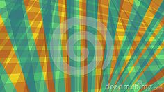 Angled stripes in abstract pattern, diagonal and sunburst lines in bright fun colors of orange gold red and blue layers, cool artistic background design for graphic art use, modern contemporary art design