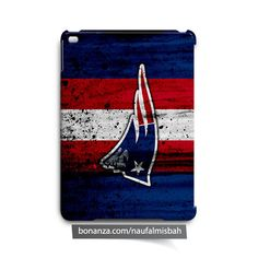 New England Patriots Paints iPad Air Mini 2 3 4 Case Cover