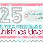 25 Handmade Gifts Part 3 | The 36th AVENUE