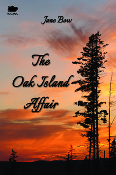 Iguana Books has designed this new beautiful cover for its re-release of The Oak Island Affair, my second novel, at the end of January.