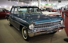 Chevrolet Chevy Nova II 1967
