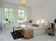 50 Amazing Scandinavian Bedroom Design Ideas