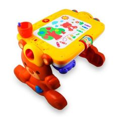 V-Tech® 2-in-1 Discovery Table - buybuyBaby.com