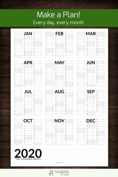 Cute Printable Calendar 2020 Monthly Free You like cute calendars, you are in the right place. Below is an example that you can make the idea of making your own calendar, we give ideas to anyone Printable Yearly Calendar, Planning Calendar, Cute Calendar, Blank Calendar Template, Print Calendar, Printable Planner, Printables, Calendar Ideas, Monthly Budget Planner