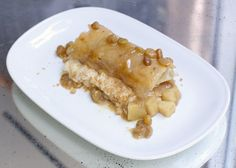 Make a fried apple pie in honor of all great things American this 4th of July. #america #applepie