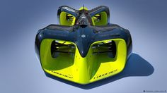 Get your first glimpse at a Roborace autonomous racecar