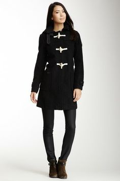 Superdry Classic Duffel Coat by Superdry on @HauteLook