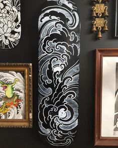 Japanese Cloud Tattoo - Best Japanese Tattoos For Men: Cool Japanese Style Tatto. - Japanese Cloud Tattoo – Best Japanese Tattoos For Men: Cool Japanese Style Tattoo Designs and Ide - Japanese Cloud Tattoo, Japanese Tattoos For Men, Traditional Japanese Tattoos, Japanese Tattoo Designs, Japanese Sleeve Tattoos, Irezumi Tattoos, Tribal Tattoos, Leg Tattoos, Arabic Tattoos