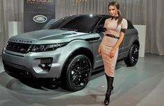 For the Beijing Motor Show, Land Rover enlisted pop culture personality Victoria Beckham to spice up its life with the Range Rover Evoque Special Edition, an Evoque reworked bumper to bumper. Think of it as an expensive way to never give up on the good times.