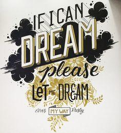 Mural © Cristina Pagnoncelli I Tipografía, Lettering I Singular Graphic Design