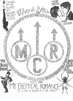 Mcr my chemical romance :) Emo Bands, Music Bands, Rock Bands, I Love Music, Music Is Life, My Music, Good Charlotte, Asking Alexandria, My Chemical Romance Shirts