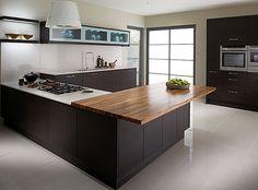 Kitchen Design Layout with Island