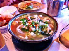 Bow Bulgogi - Calgary Korean Food - Wonton Soup