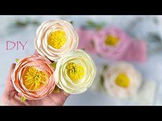 Только фоамиран и утюг! Цветы из Фоамирана Пион на повязку DIY Foam Sheet Flowers / Flores de Foamy - YouTube Diy Home Crafts, Breakfast, Flowers, Twine Crafts, Fabric Flowers, Jelly Beans, Self Esteem, Craft, Morning Coffee