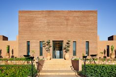 An inspiring modernist take on Moroccan architecture