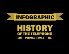 Ознакомьтесь с этим проектом @Behance: «History of the telephone» https://www.behance.net/gallery/18444121/History-of-the-telephone