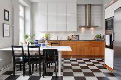 15 cocinas blancas que vas a querer en tu casa | Decorar tu casa es facilisimo.com