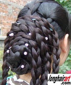 very-long-hair-braid by longhairart.com, via Flickr