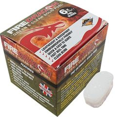 2 x Fire Dragon Solid Fuel Bushcraft / Camp Cooking Extreme Conditions 6 Tablets