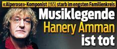 Hanery Amman starb am an Lungenkrebs Amman, Family Circle, Lung Cancer, Newspaper Headlines, Economics, Switzerland, Politics, Legends, Knowledge