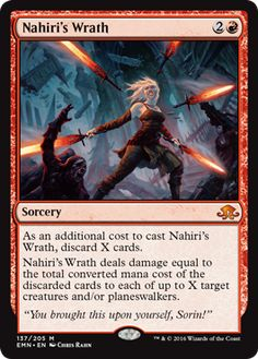 Campaign of Vengeance | MAGIC: THE GATHERING