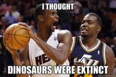 Chris Bosh basketball meme