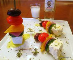 Greek Salad on a Stick - Kalofagas - Greek Food & Beyond - Kalofagas ...