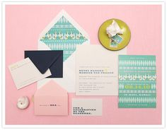 I don't know about this exactly, but I love the idea of a Mary Blair inspired invite. MUST DO THIS ASAP!!!!