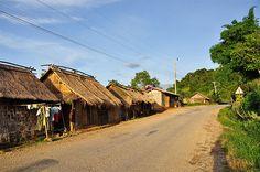 Ban Nam Sang Hill-Tribe Village in Bokeo - Laos