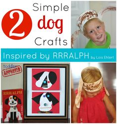 Dog Crafts with Rrrralph - Lois Ehlert