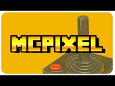 ▶ EINE FOLGE MIT | MCPIXEL [ INDIE / PUZZLE / GAME / LET'S PLAY ] - YouTube