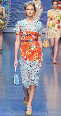 Verão 2012 | Crochê, o simples sofisticado