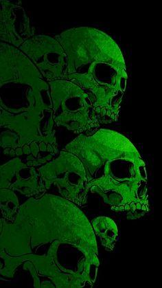 Skull Wallpaper, Cool Wallpaper, Wallpaper Backgrounds, Beautiful Dark Art, Most Beautiful Wallpaper, Foto Fantasy, Skull Artwork, Skull Tattoos, Skull And Bones