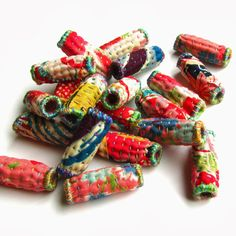 Second variety. The Silly BooDilly: The Quilted Bead