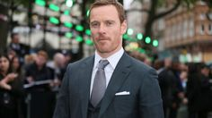 """""""With established figures you have to show both respect and a healthy portion of disrespect,"""" said Michael Fassbender about the Harry Hole role.  PHOTO: AP / NTB SCANPIX"""