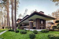 Prairie House by Yunakov Architecture (4)