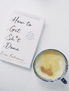 Buchbesprechung: How To Get Sh * t Done, von Erin Falconer - Bücher Best Books To Read, Books To Buy, Good Books, Best Poetry Books, Reading Lists, Book Lists, Reading Books, Book Nerd, Book Club Books