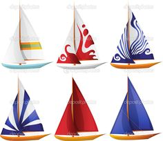dibujos de veleros - Buscar con Google