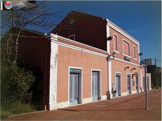 Estación de Tarancón. http://ju5modelismo.blogspot.com.es/
