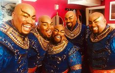Disney came up with a Genie-us way to celebrate the fifth anniversary of the Broadway production of Aladdin Aladdin Musical, Musical Theatre, Disney Animation, Animation Film, Disney Animated Films, Disney S, Musicals, Broadway, Celebrities