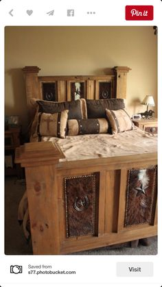 Wow!! Beautiful bed set | Country Livin\' | Pinterest | Bed sets ...